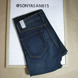!IT High Rise Flare Blue Jeans W 26 NEW IT